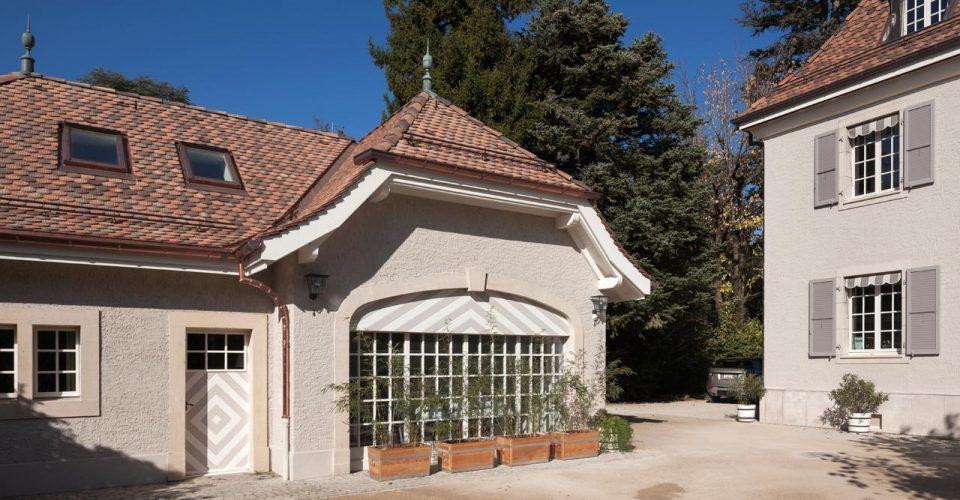 Maison suisse excellent immobilier de luxe barnes for Maison luxe suisse